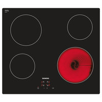 Siemens Built-In Hob Built-In Ceramic CER ET611HE17M