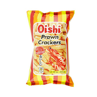 Oishi Prawn Crackers Original 60GR