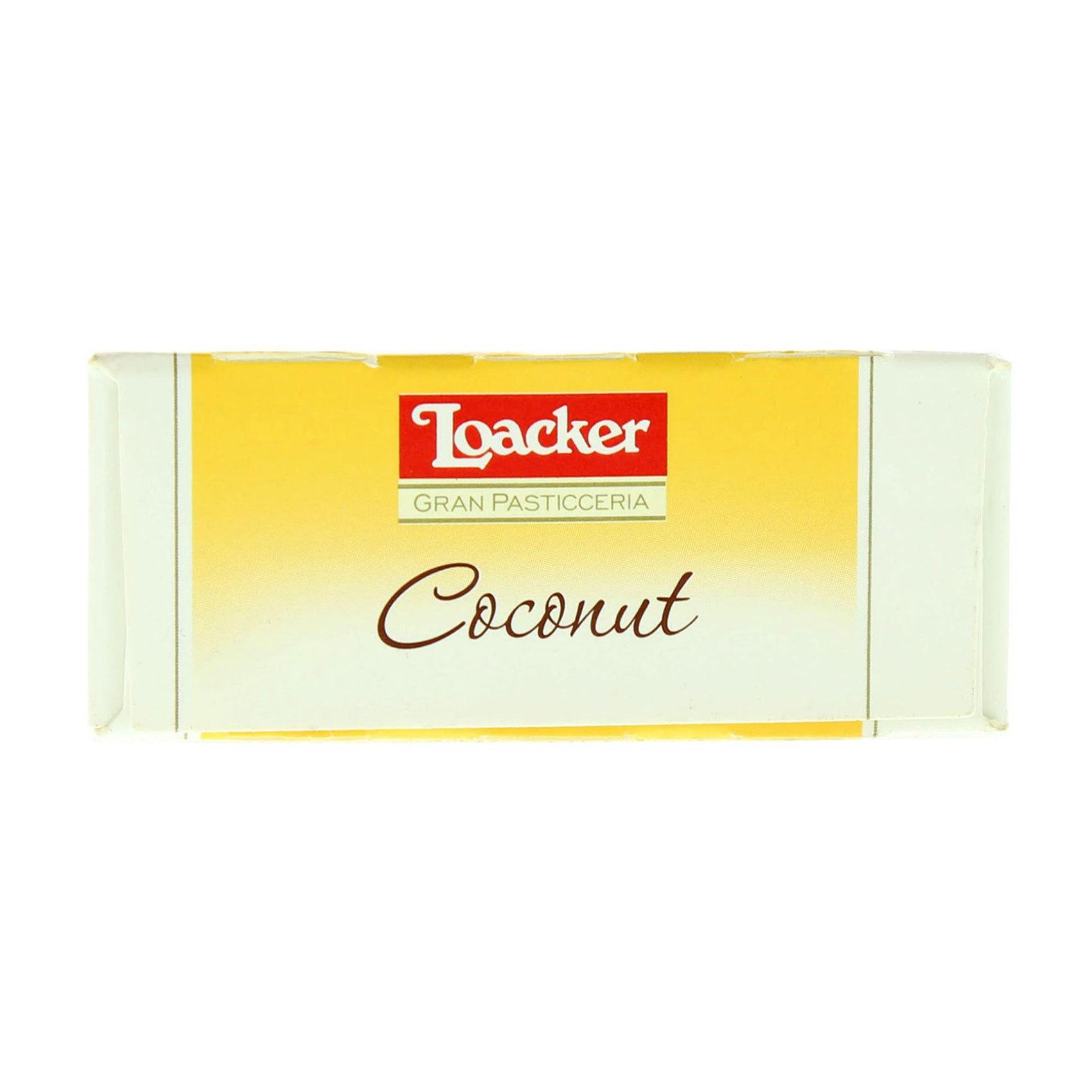 LOACKER COCONUT 100GR