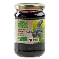 Carrefour Bio Organic Blueberry Extra Jam 360g
