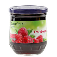 Carrefour Raspberry Jelly Jam370g
