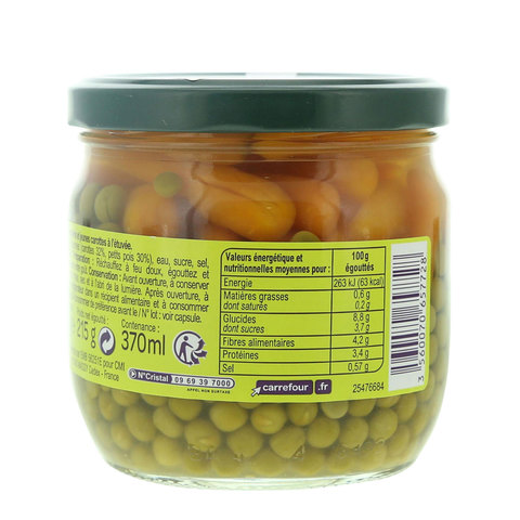 Carrefour-Green-Peas-And-Carrots-Extra-Fine-370ml