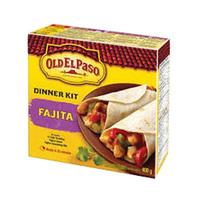 Old El Paso Dinner Kit Fajita 354GR