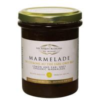 Les Toques Blanches Du Monde Lemon & Earl Grey Organic Marmalade 230g