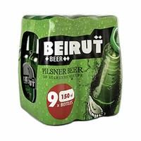 Beirut Beer 15CL X9