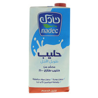 Nadec Low Fat Long Life Milk 1L