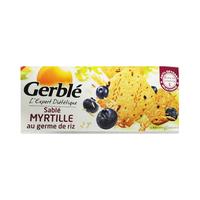 Gerble Sable Myrtille Au Germe De Riz 140GR
