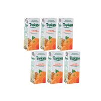 Tropicana Juice Orange 200 Ml 6 Pieces