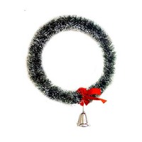 Wreath Garland With Bell 40CM