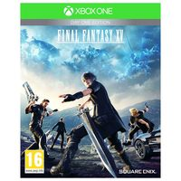 Microsoft Xbox One Final Fantasy XV Day One Edition