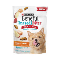 Beneful Incredibites Meaty Minis For Small Dogs 170GR