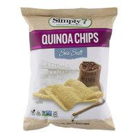Simply 7 Quinoa Chips Sea Salt 79g