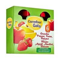 Carrefour Baby Pomme Fraise Banane