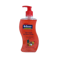 Higeen Hand & Body Liquid Soap Fruity 500ML
