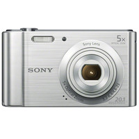 Sony Camera DSCW800 Silver