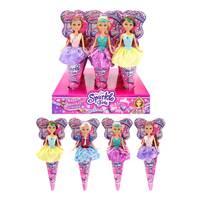 Little Sparkle Girlz Princess Dolls in cone