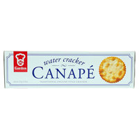 Garden Canape Water Cracker 125g