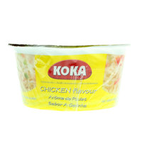 Koka Chicken Noodles 90 g