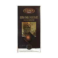 Cemoi Black Chocolate Intense 85% Cacao 100GR