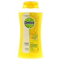 Dettol Fresh Anti-Bacterial Ph-Balanced Body Wash 250ml