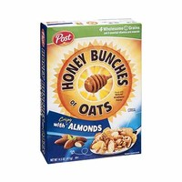 Post Honey Bunches Of Oats Crispy With Almonds 411GR