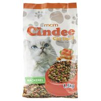 Cindee Cat Food Mackerel 1.5kg