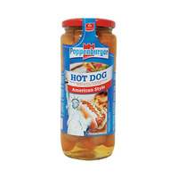 Poppenburger Hot Dog  Pork  American Style 300GR