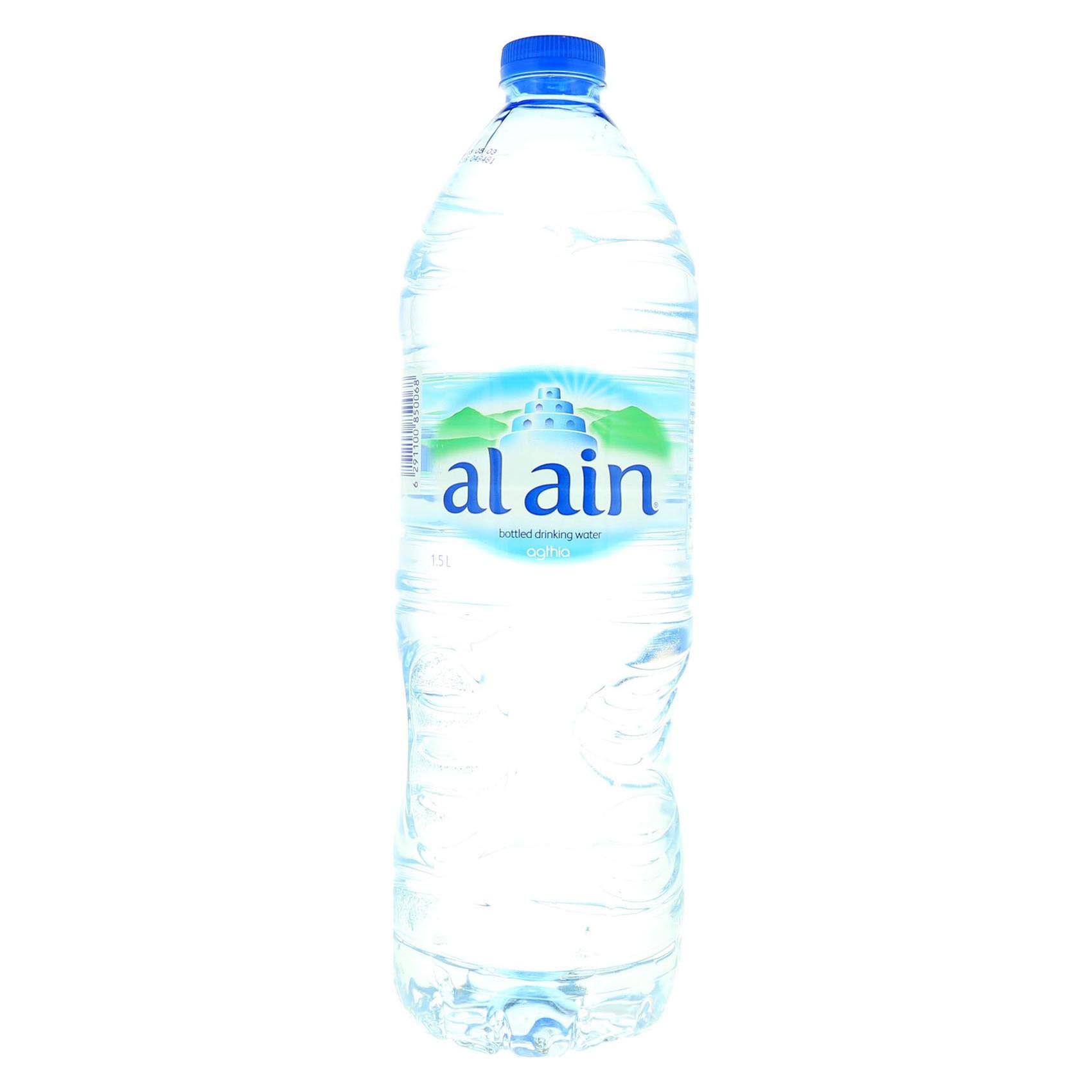 AL AIN MINERAL WATER 1.5L