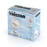 Tristar VE-5930 Desk Fan 40W White