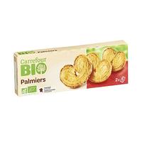 Carrefour Biscuits Bio Palmier 100GR