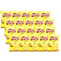 ليز شيبس بطاطا بنكهة الملح 17 غرام 20 حبة