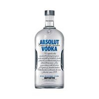Absolut Vodka Blue Label Vodka 40%V Alcohol 175CL