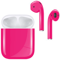 Apple Airpods Hot Pink