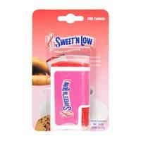 Sweet'n Low 200 Tablets 10.4 g