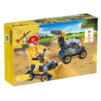 Banbao Bulldozer 75Pcs 8046