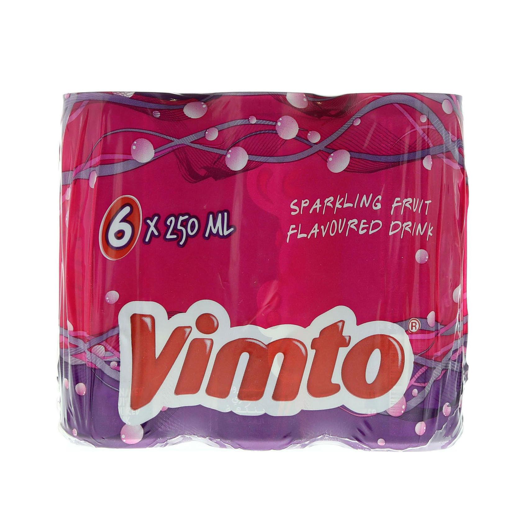 VIMTO FRT FLV.CAN 250MLX6