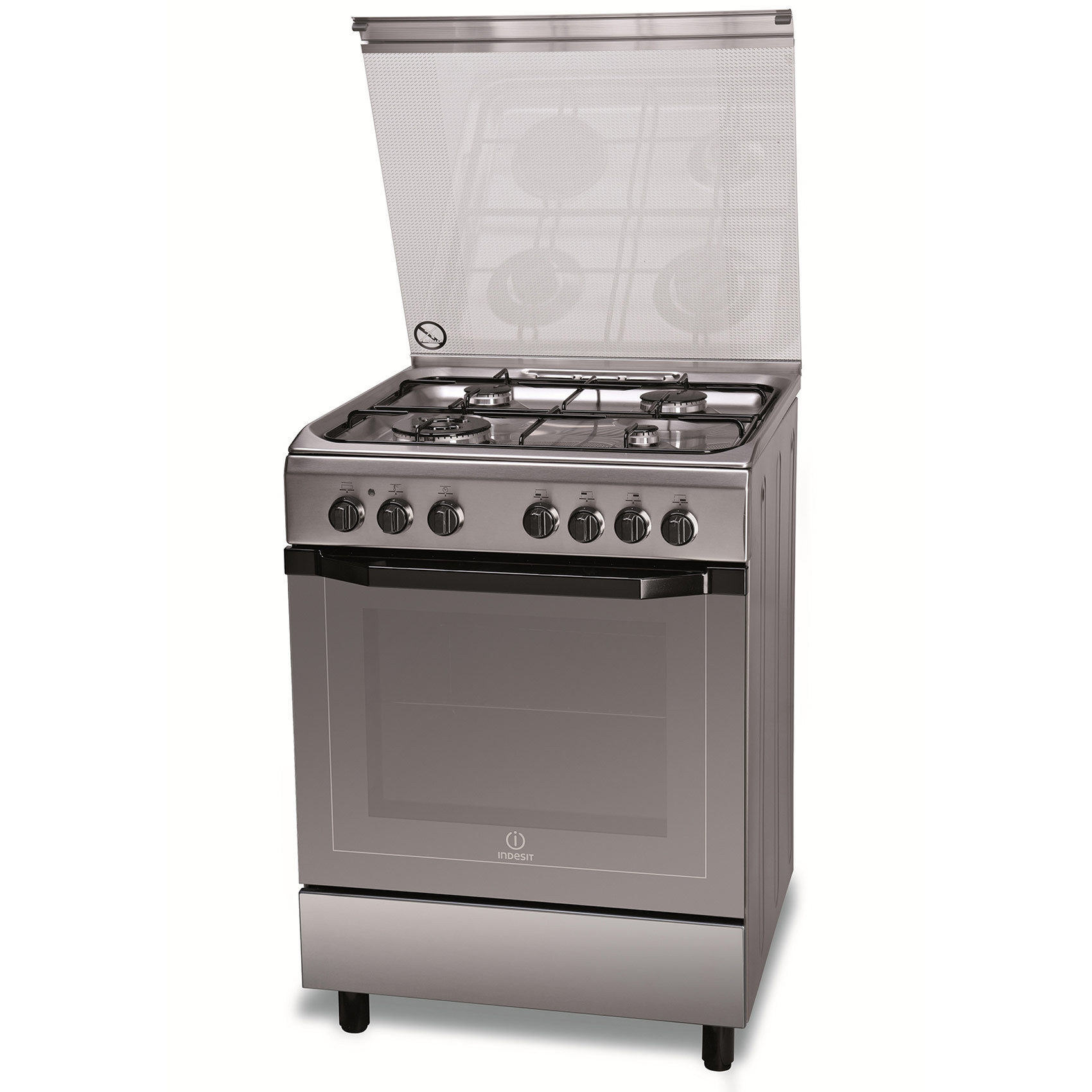 INDESIT I6TMH2AFXI 60X60 COOKER