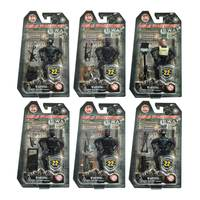 M&C World Peacekeepers S.W.A.T. Action Figure (6 Assorted)