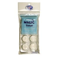 Cool & Cool Magic Tissue Compressed Dry Tissue 8 Tissues