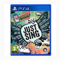 Sony PS4 Just Sing