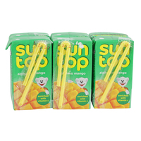 Suntop Alphonso Mango Drink 125mlx6
