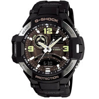Casio G-Shock Gravity Master Men's Digital Watch GA-1000-1B