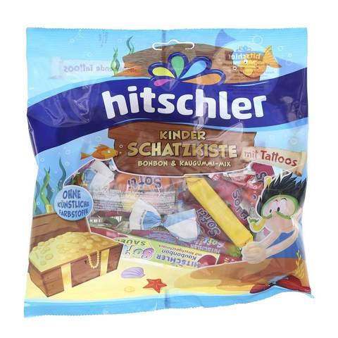 Hitschler-Kinder-Treasure-Candy-205g