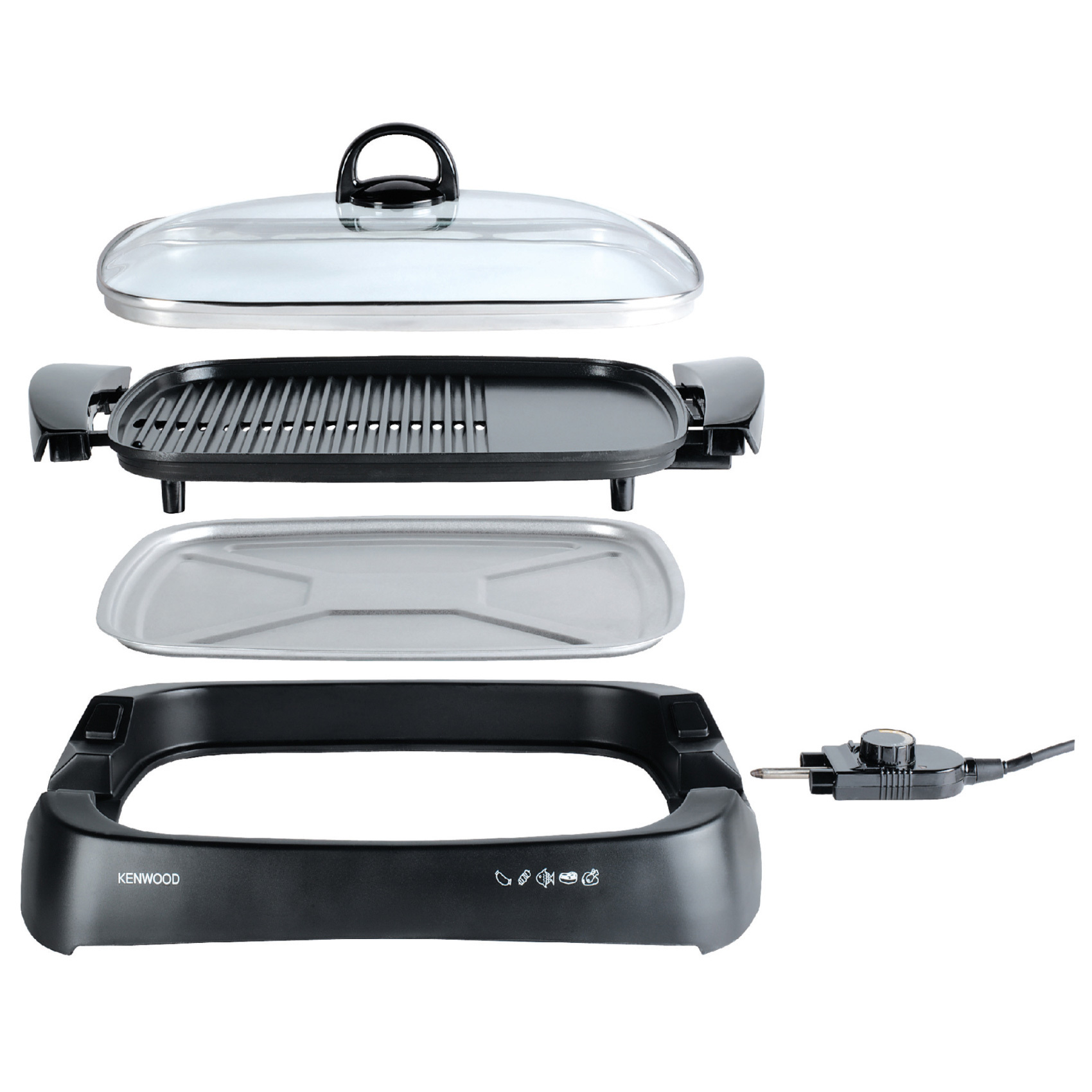KENWOOD GRILL HG230