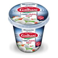 Galbani Mozzarella Mini Buffala 150g