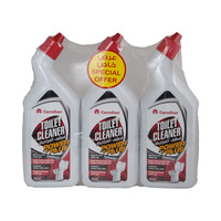Carrefour Toilet Cleanr Powerplus 500 ml x3 Pieces