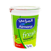 Almarai Fresh Yogurt Low Fat 500g