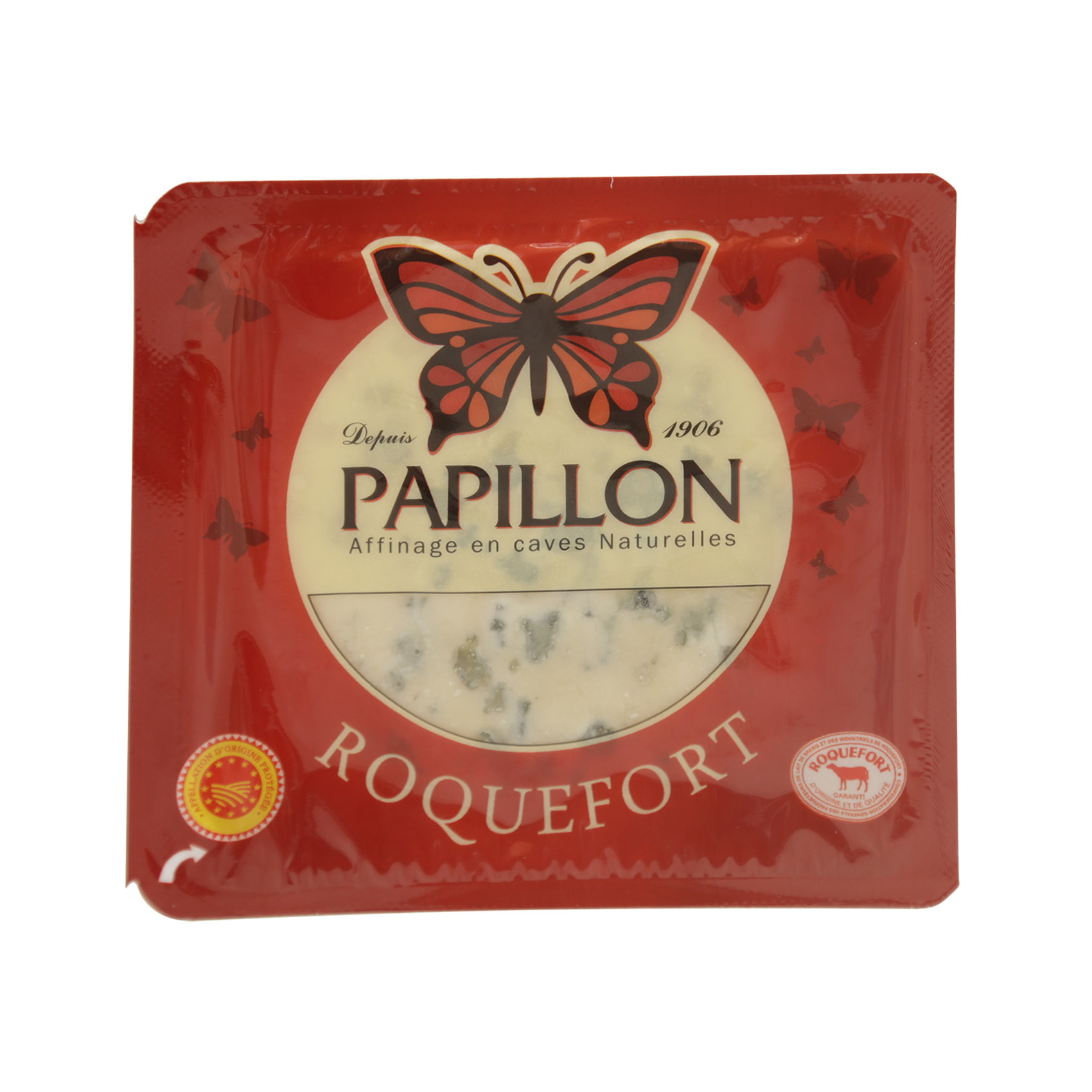 PAPILLON ROQUEFORT RED LAB 100GR