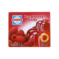 Green's Raspberry Flavour Gelatin Dessert 80g