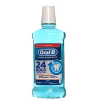 Oral-B Pro-Expert Strong Teeth Mouthwash 500ml